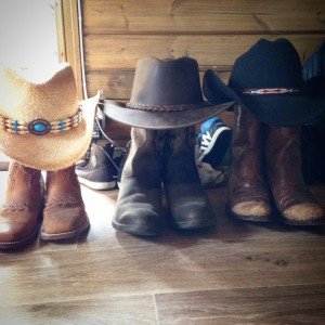 Boots 'n Hats